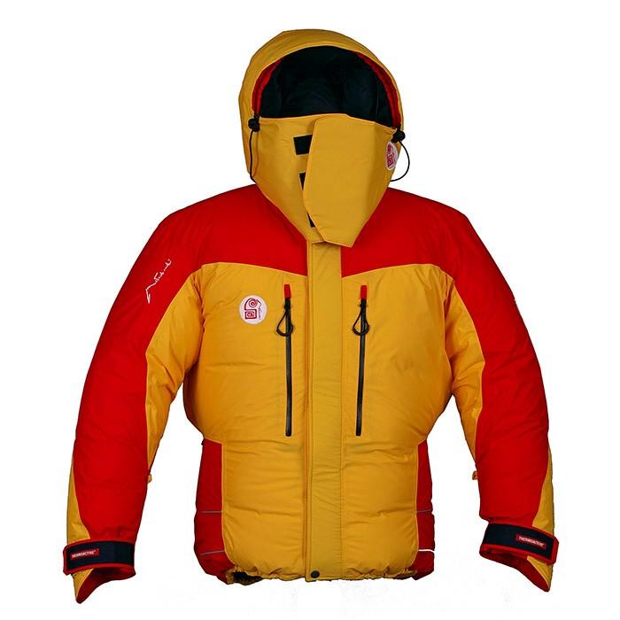 Expediční péřová bunda Guide Pro